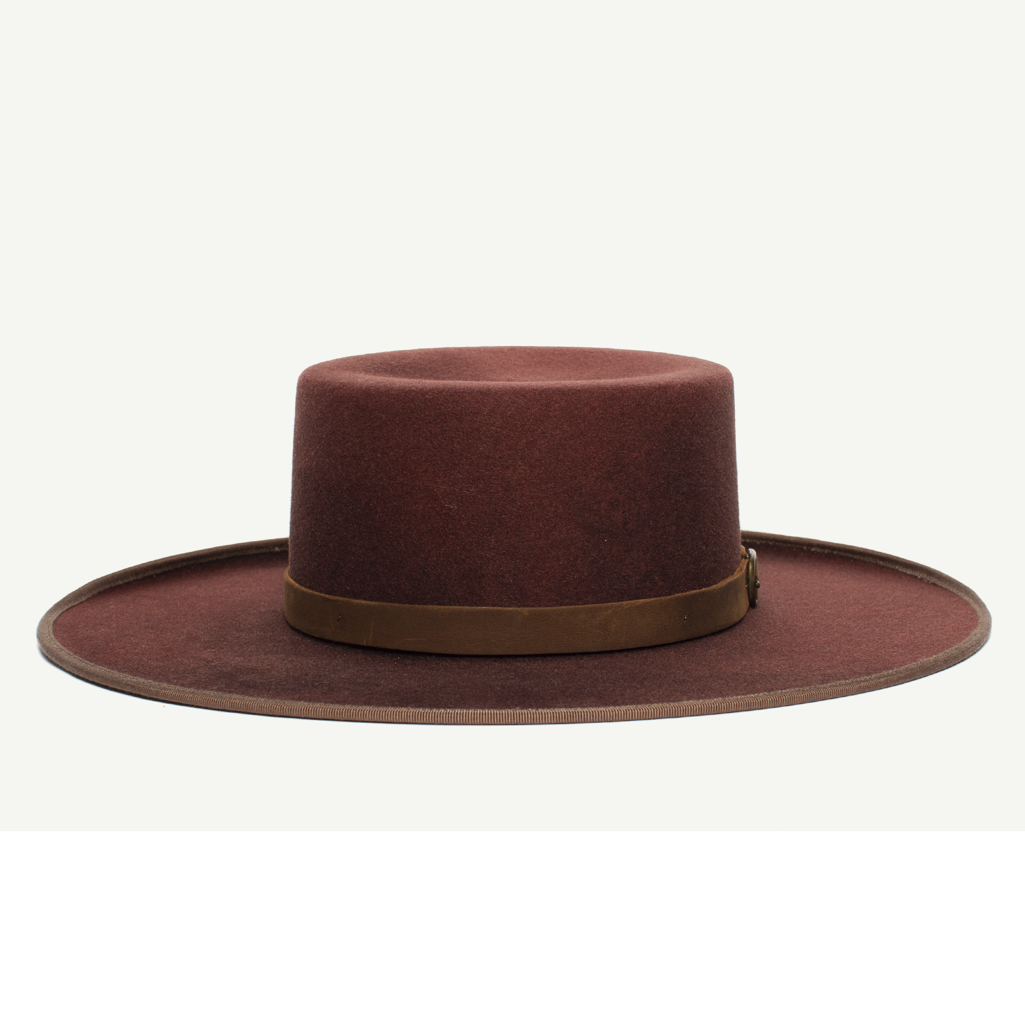 7ee3f990822cd Colonel Pierce Felt Fedora Hat