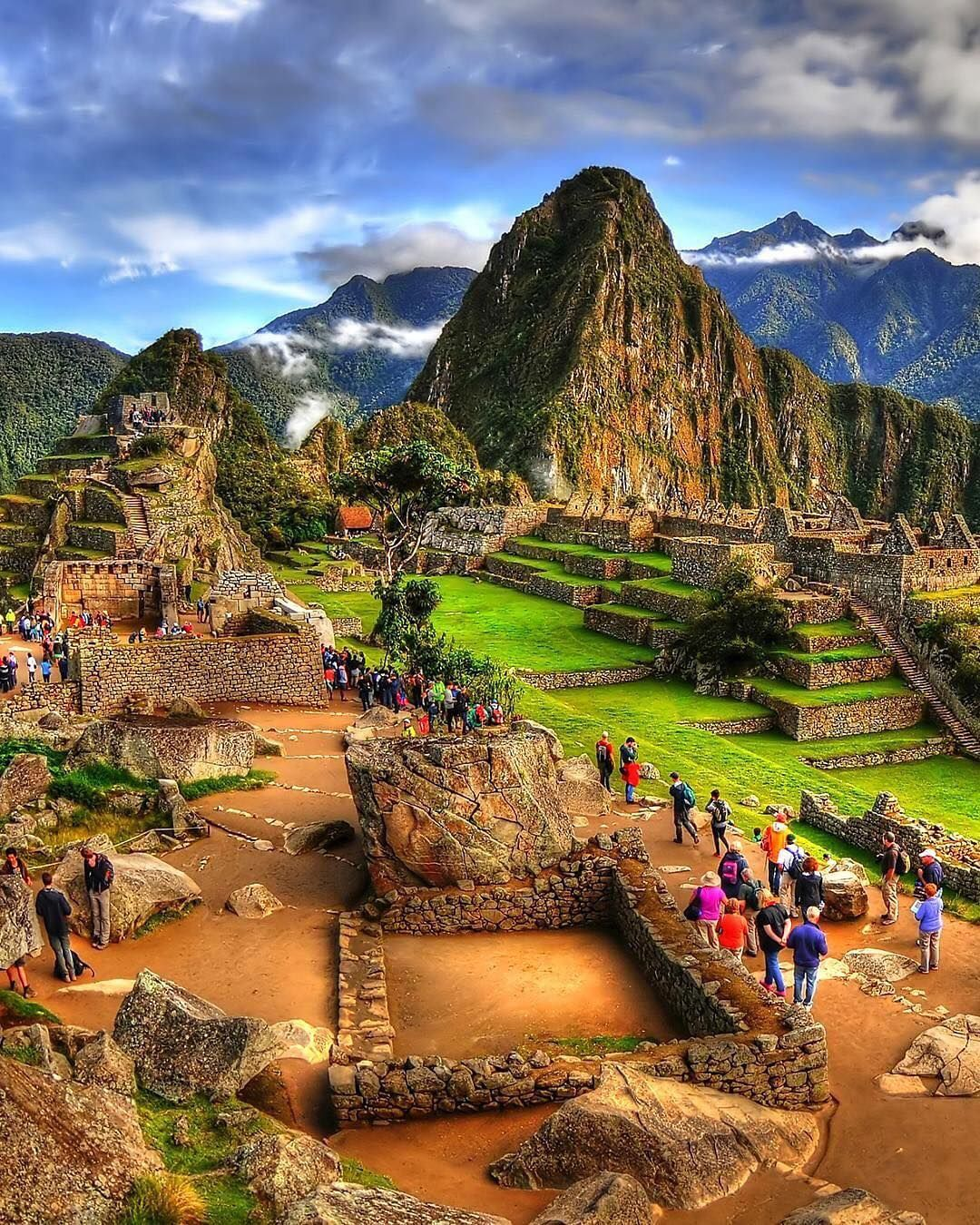 Machu Picchu Maravilla Para Tus Ojos Beautiful Places Machu Pichu Places Around The World