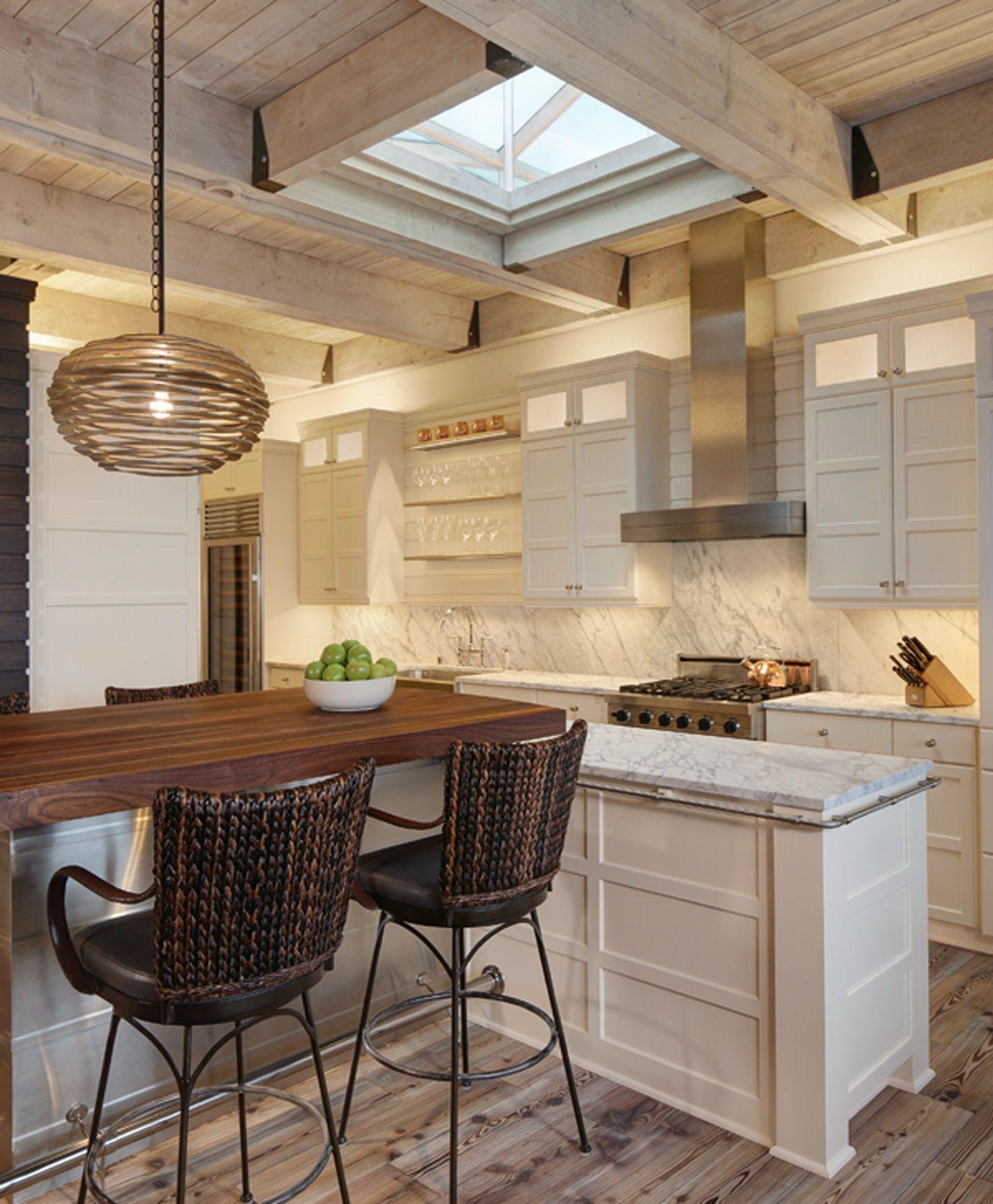 Coastal Living Condominium Dining Area and Kitchen
