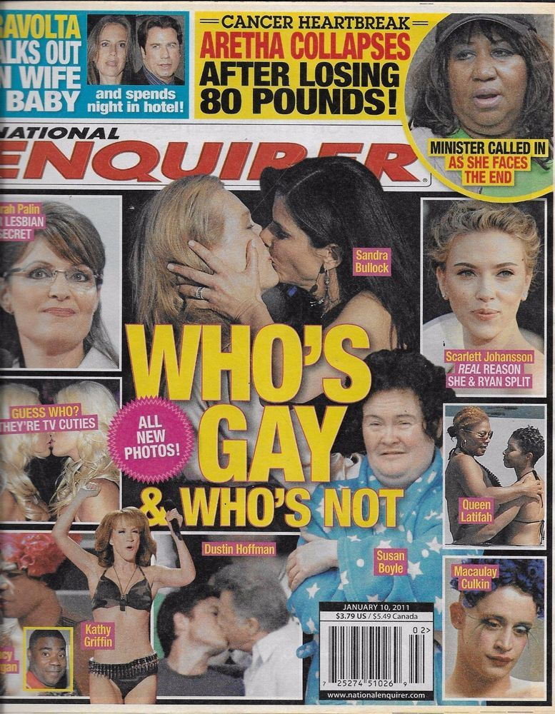 from Princeton enquirer gay list national
