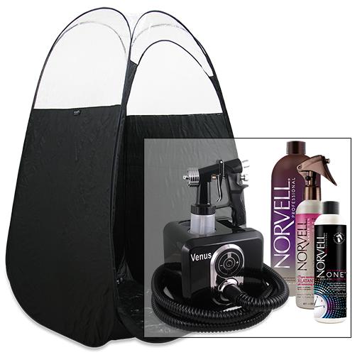 Norvell Spray Tanning Business Kit | Tanning solution ...