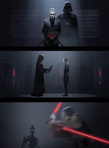 Starkiller Unleashed By Amy Beth Christenson Star Wars Sith The Force Unleashed Star Wars Memes
