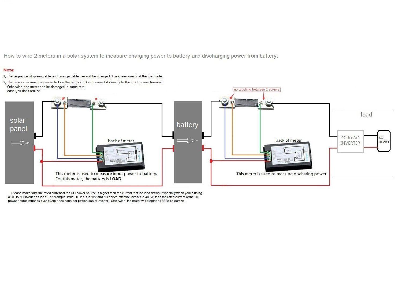 medium resolution of diagram meter amp wiring solar digital wiring diagramdiagram meter amp wiring solar digital 2