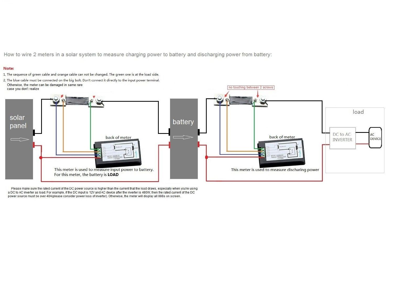 diagram meter amp wiring solar digital wiring diagramdiagram meter amp wiring solar digital 2 [ 1500 x 1109 Pixel ]