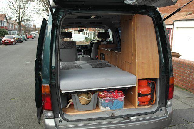 1995 ford freda mazda bongo for sale camping. Black Bedroom Furniture Sets. Home Design Ideas