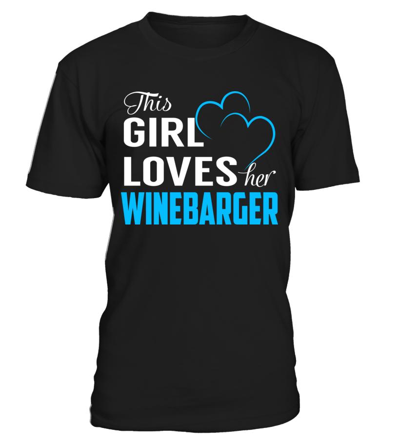 This Girl Loves her WINEBARGER #Winebarger