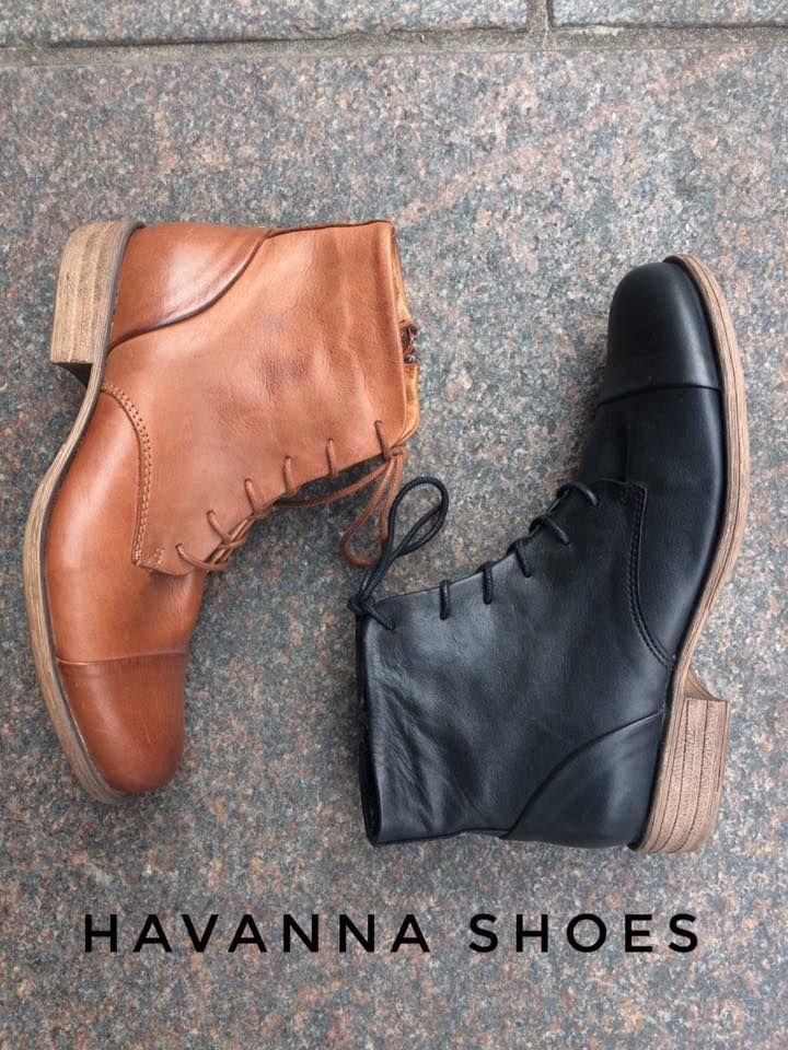 ce57d65b6bc SIXMIX støvler med snørebånd. Havanna Shoes.