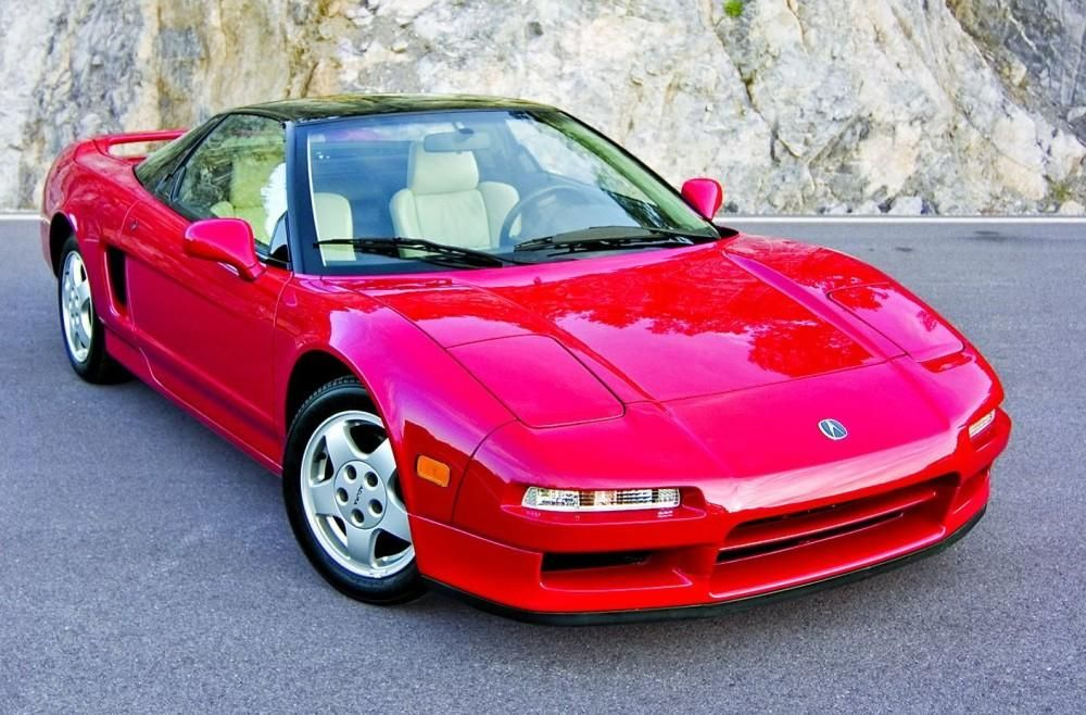 mid engine madness acura nsx cars and engine