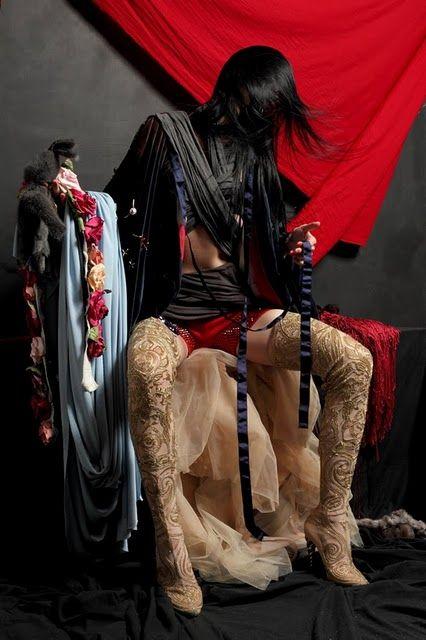 VOGUE HOMMES - JP  Photographer: Matthew Stone  Styling: Matthew Josephs  Models: Abiah Hostvedt & Juan & Yasmina & Kane  Source: Homotography & YVY MAG & The Fashion Spot