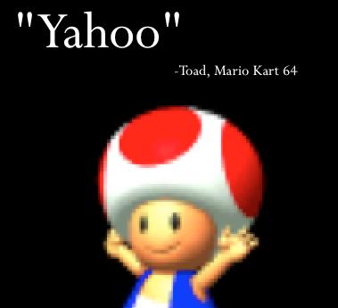 mario kart 64 toad scream