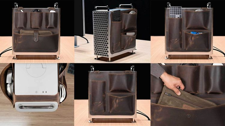 Yes there really is a saddle for your Mac Pro - yee-haw!