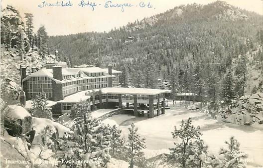 Troutdale Hotel Evergreen Coloradomountain