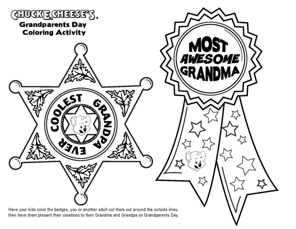 Grandparents Day Coloring Pages Awesome Grandparents Day