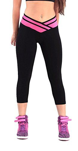 Junior Women/'s Highwaisted Seamless Nylon Stretch Legging Layering Yoga Shorts