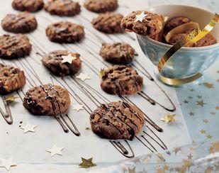 Chocolate chip cookies rezept swissmilk