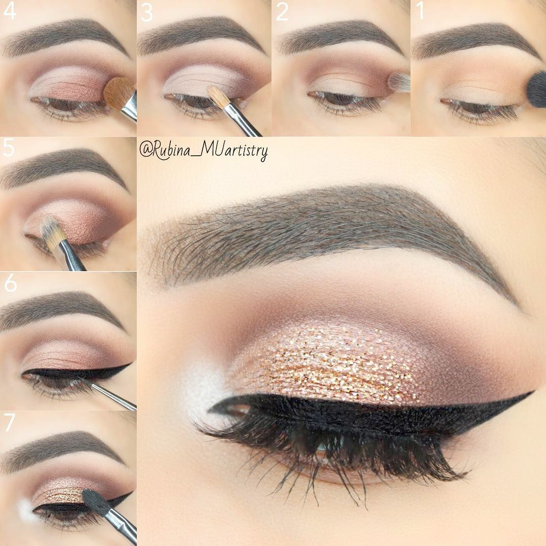 Anjou Makeup Brushes, 24 Pieces Professional Eye Makeup ...