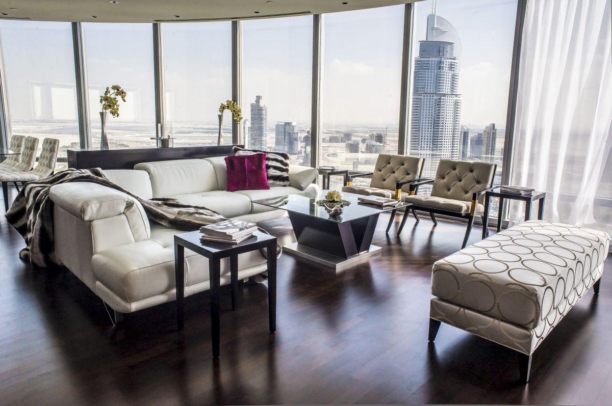Burj Khalifa Appartment Luxury Interior Designer Architect And