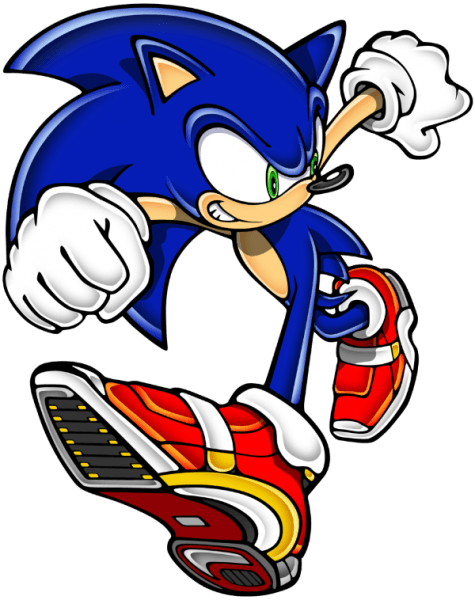 Sonic 2 From The Official Art Set For Sonicadventure2 Sega Sonicthehedgehog Http Www Sonicscene Net Sonic Adve Sonic The Hedgehog Sonic Sonic Adventure