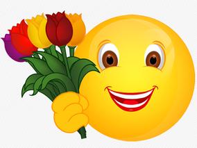 Smiley danke 😘💋 Kuss