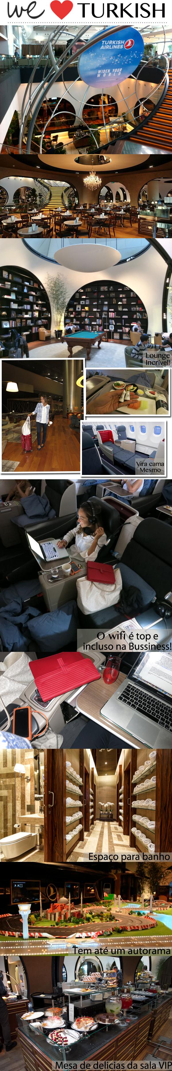 Pode querer fazer até ponte aérea para o Rio de Janeiro via Istanbul?Tudo isso para voar deTurkish Airlines? Eu simplesmente amei a minha experiência de voar na classe Business daTurkishna noss…