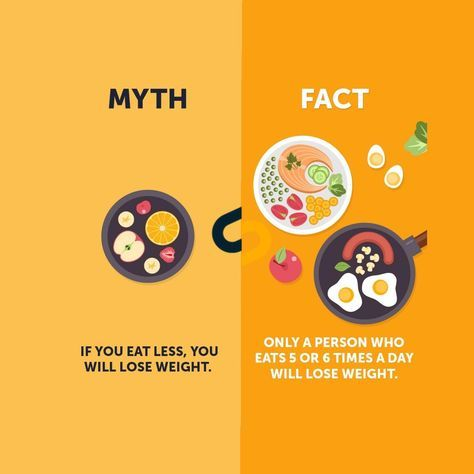 Only 56 times per day eating will be effective in losing weight but healthy food guys not sweets and fast food