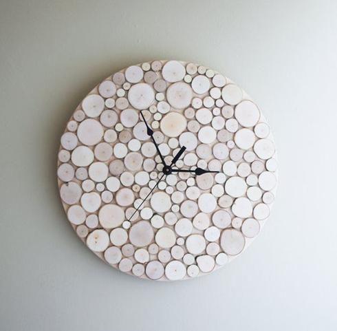 horloge diy
