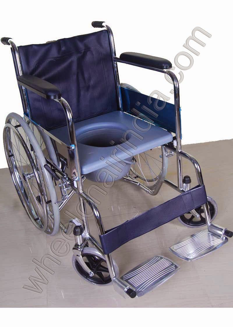 Handicap Products Commode Wheelchair For Disability Users Commode Chair Powered Wheelchair Disabled Shower Chair