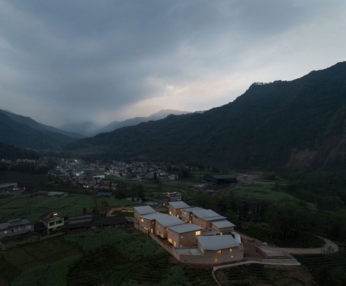 Gallery Of Xinchang Village S Central Kindergarten