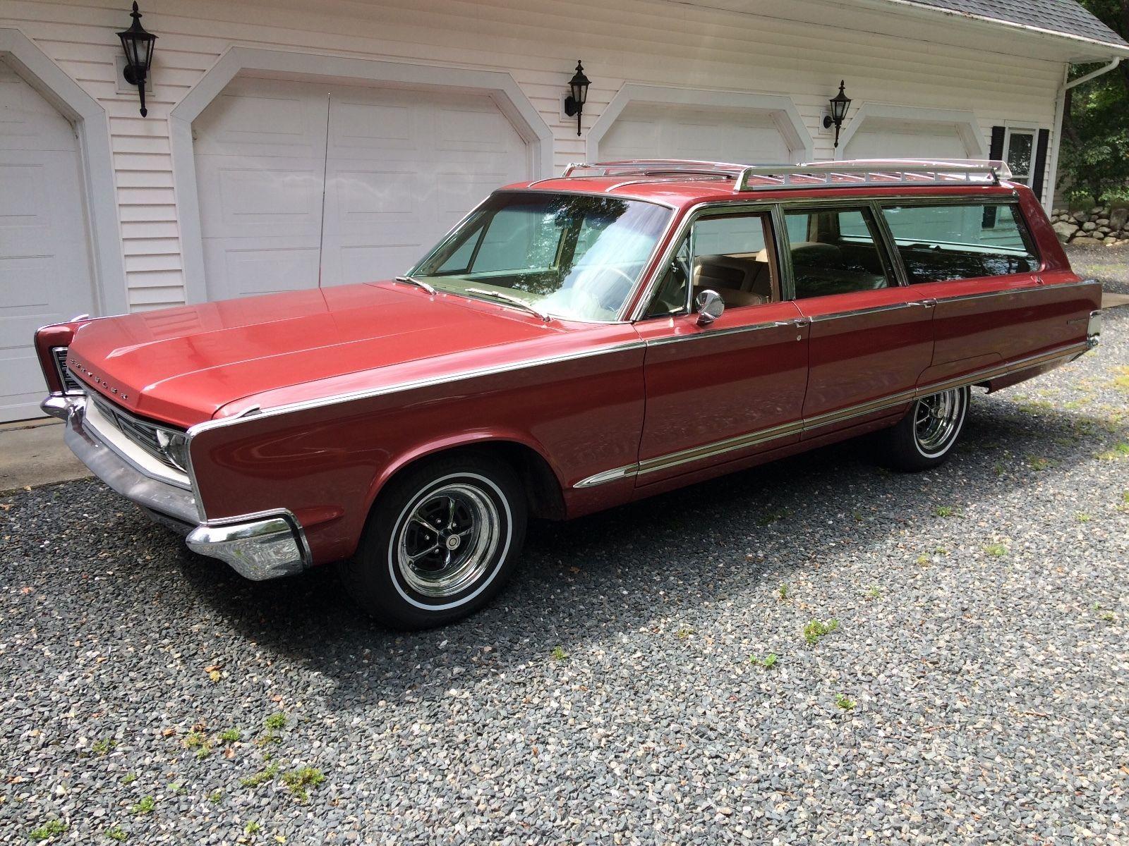1966 Chrysler Newport Town & Country   Chrysler   Chrysler newport