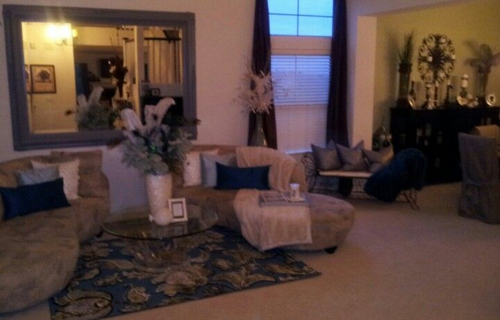 Did a facelift to my dining n living room Home Decor Pinterest
