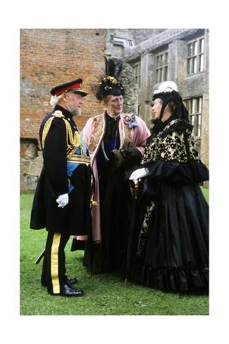 'Late Victorian English Gentry, 1880s, Historical Re-Enactment' Giclee Print - | Art.com