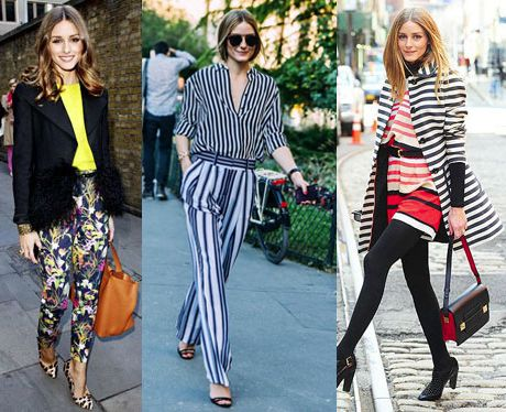 FEATURE MIXING PRINTS OLIVIA PALERMO