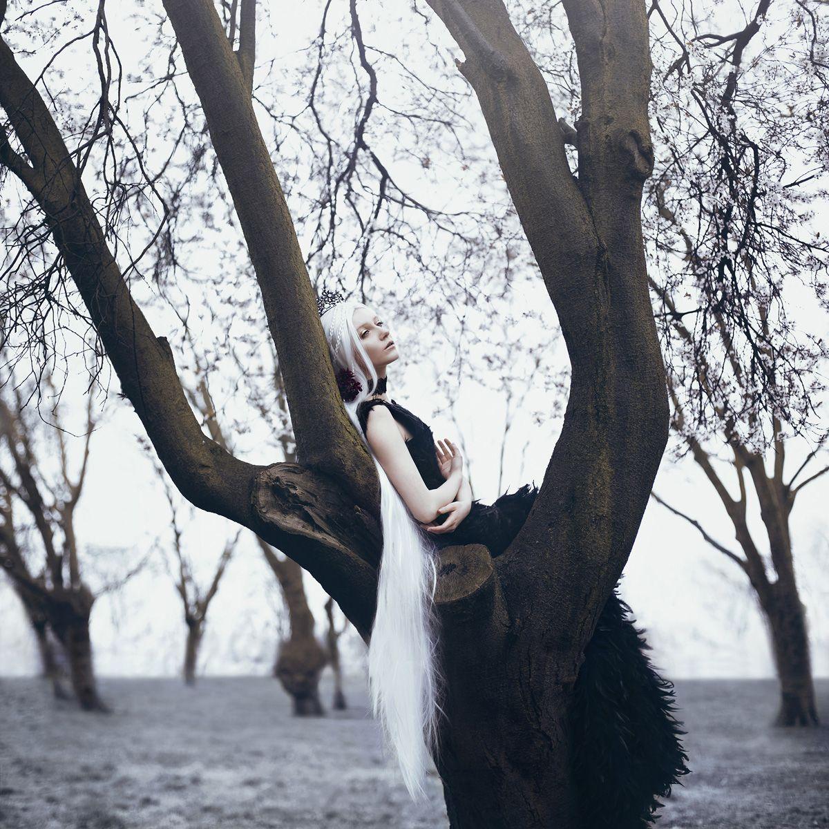 Photographer: Bella Kotak / Designer: Kathryn Love / Makeup: Lydia Pankhurst / Model: Lulu Lockhart
