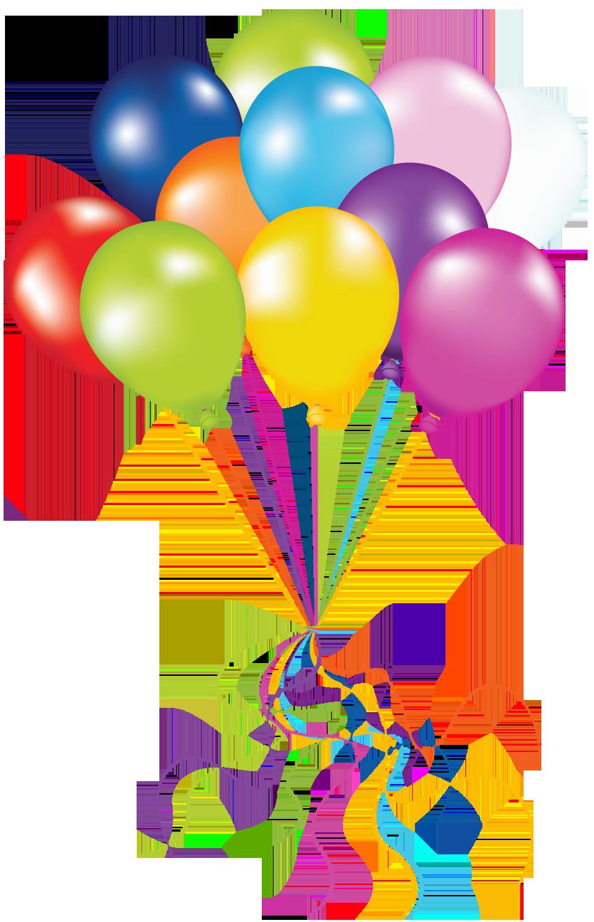 Transparent Balloons PNG Picture | Art studio | Pinterest | Rahmen ...