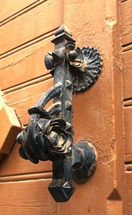 Superbe Spanish Door Knocker Photo By Jobove Reus   Google+