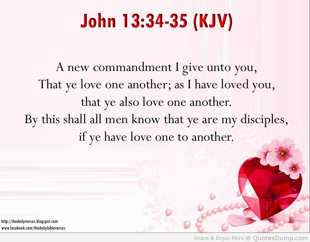 Love Is Quote From Bible Bible Quotes About Love  Love One Another Bible Quote  Tips For