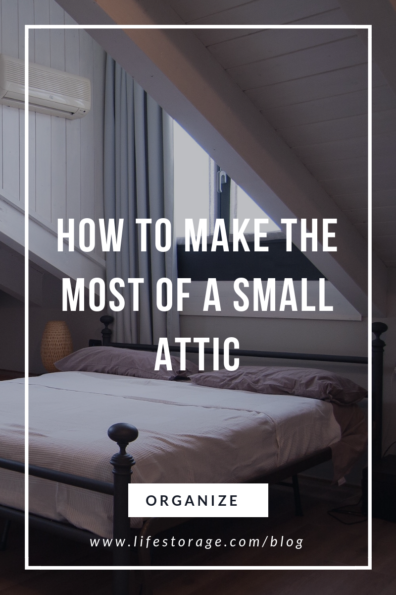 tips for organizing your attic life storage blog pinterest