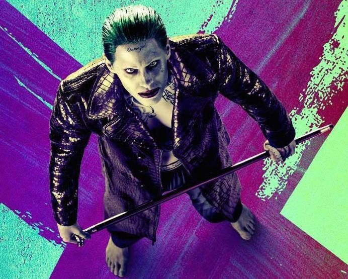 """David Ayer Talks More About Jared Leto's Joker: """"The Hairs Stand Up On The Back Of Your Neck"""" — GeekTyrant"""
