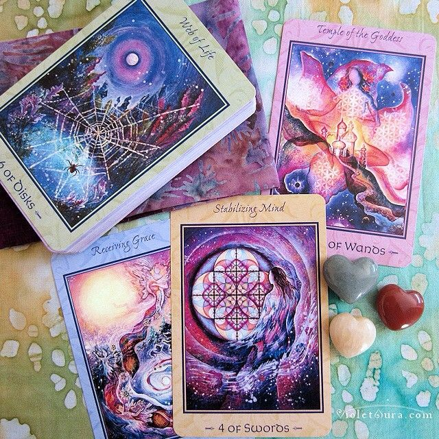 The Tarot Of Transformation Beautiful Card Deck More Info At The
