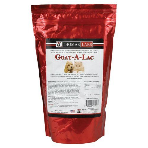 Dog Milk Replacers Goatalac 28 Oz More Info Could Be Found At The Image Url This Is An Amazon Affiliate Link Dog Milk Dog Health Dog Sitting