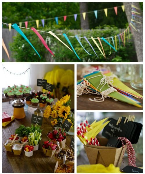 DIY party ideas for kids | Pinterest | Kids garden parties, Kid ...