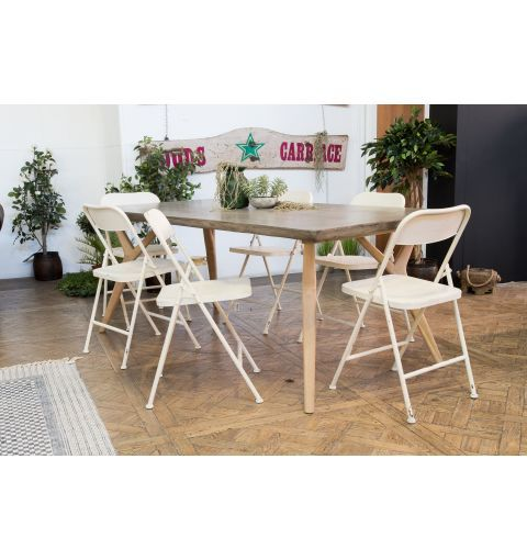 twigs concrete dining table dk grey concrete dining table
