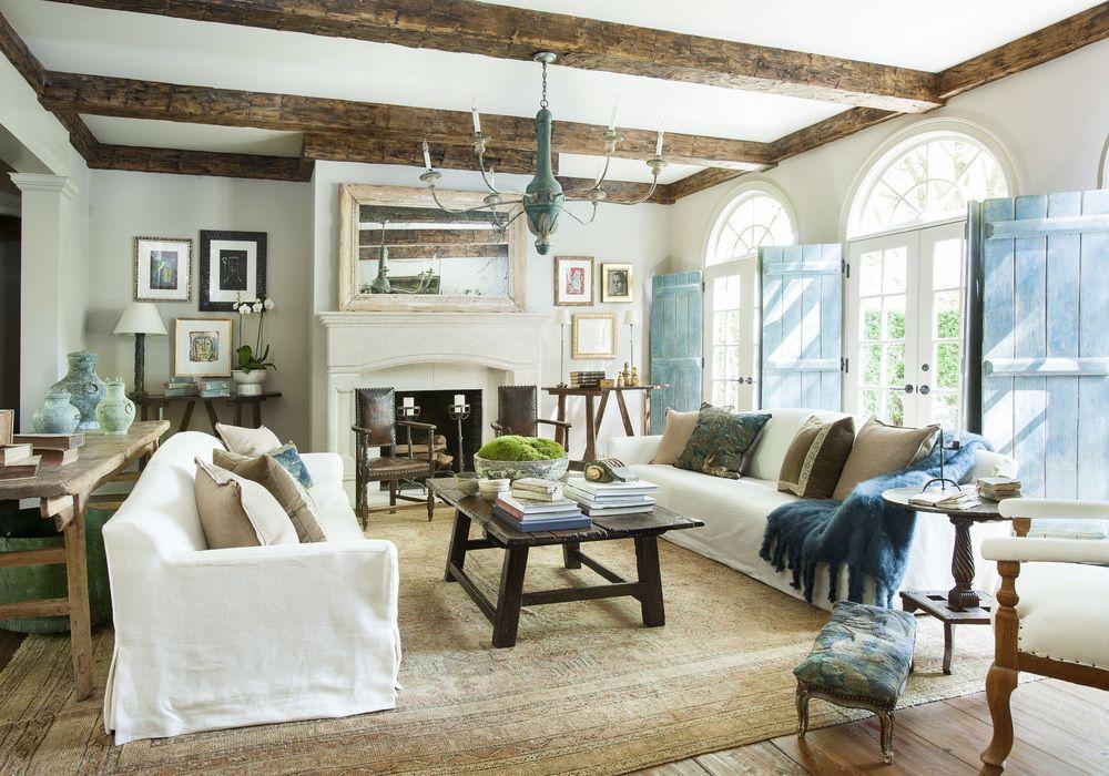 In Good Taste Barbara Westbrook Interior Design Cottage Living