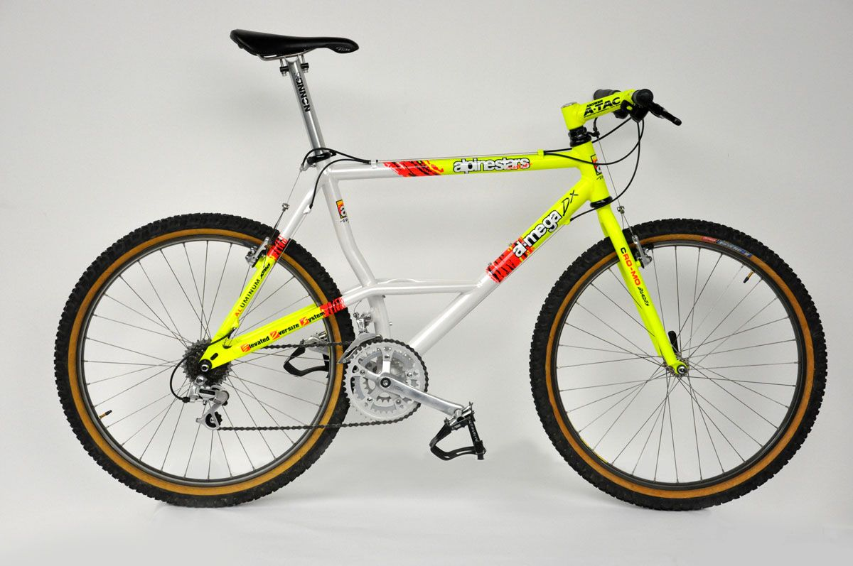 Boy O Boy S Alpinestars Al Mega Dx Retrobike Vintage Mountain Bike Classic Road Bike Mt Bike