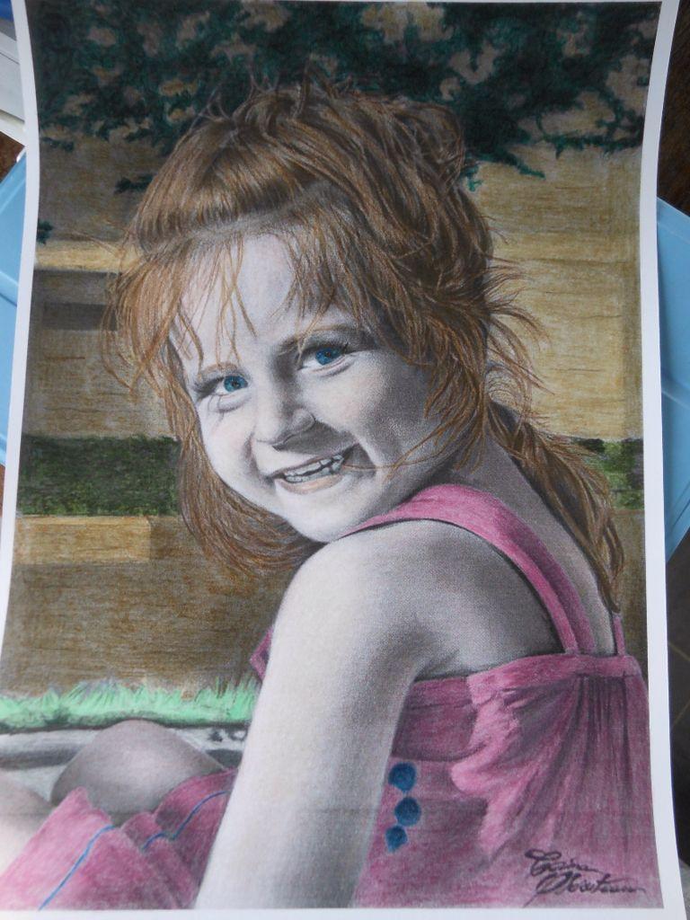 Gekleurd Met Lyra Rembrandt Polycolor Rembrandt Kleuren Kleurplaten
