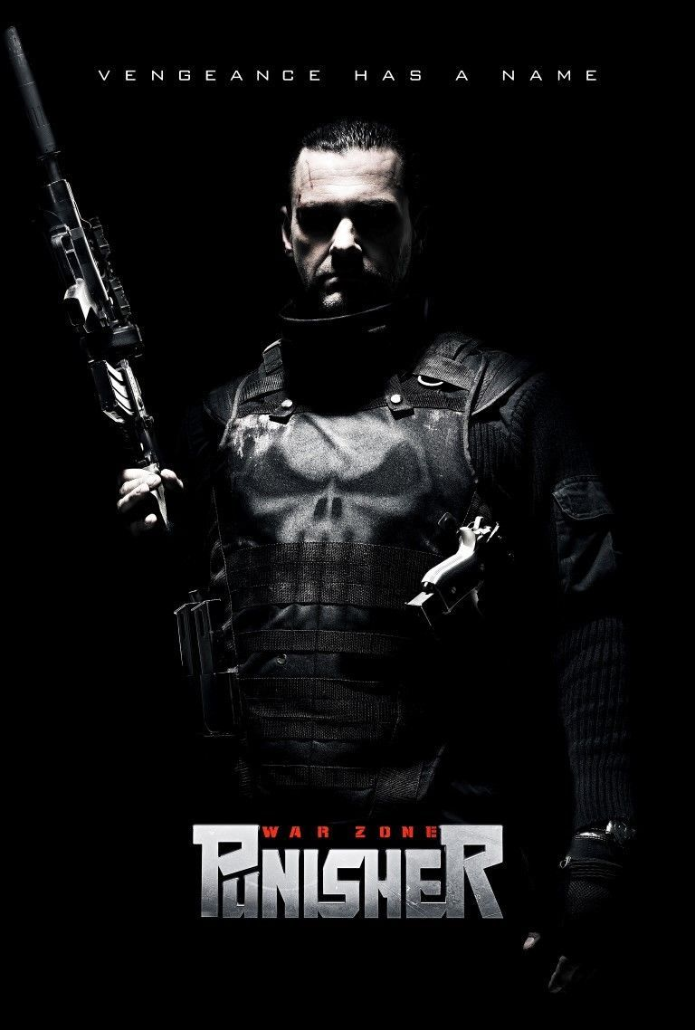 aud large the punisher war zone movie film photo wall art