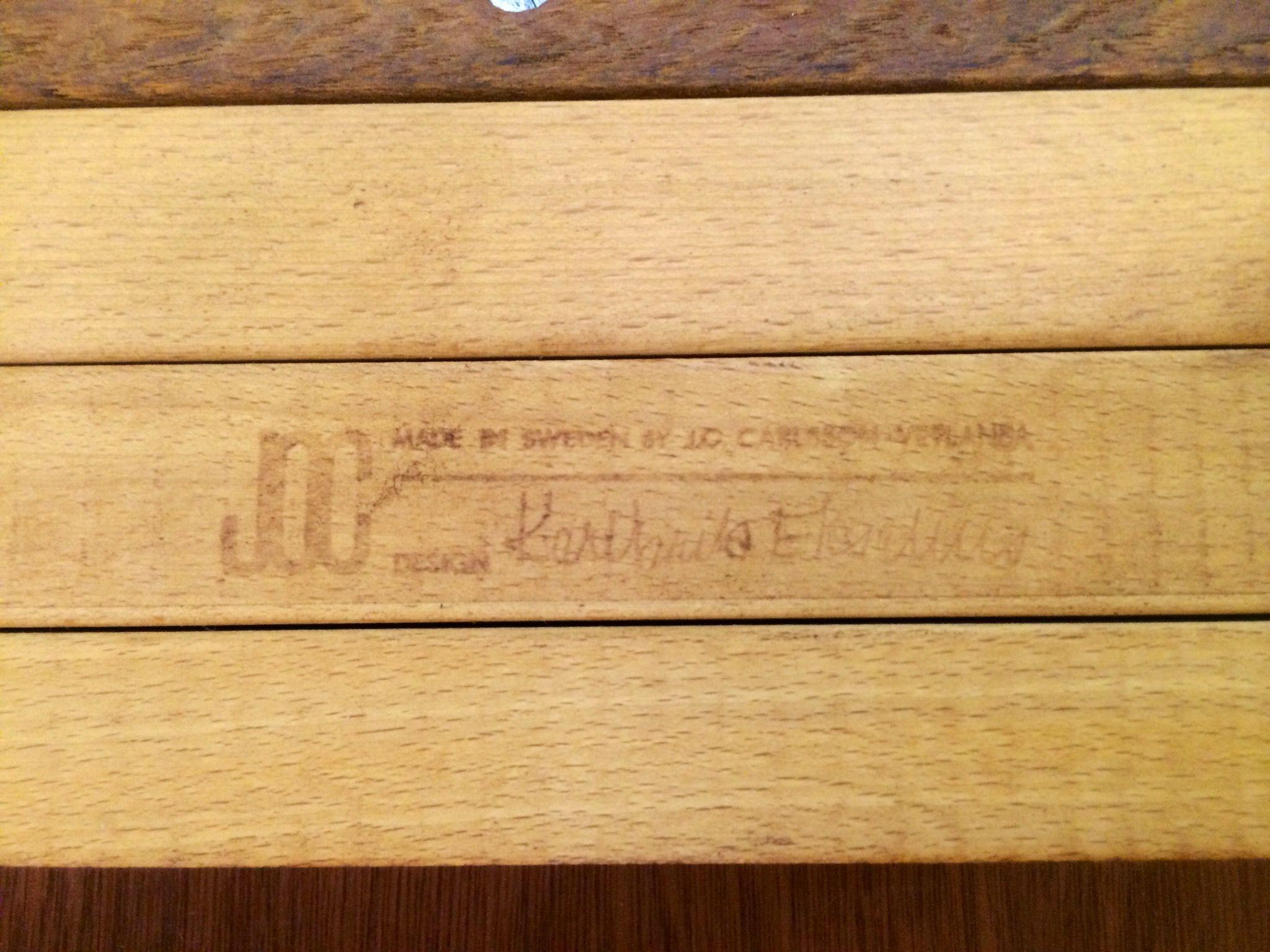Pin By A Crazy Love Estate Sale The On Mid Century Modern Labels Makers Danish Modern Design Danish Modern Furniture Maker