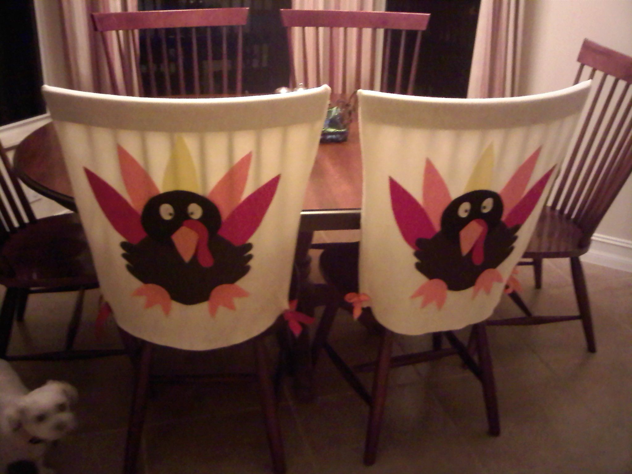 Thanksgiving Chair Covers Chair Covers Wedding Chair