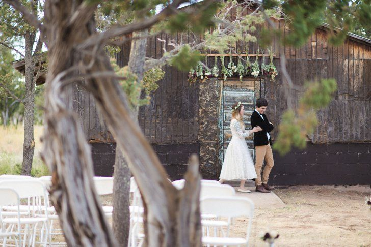 Pin for Later: This Rustic Mountain Wedding Is Every Outdoor Girl's Dream