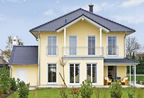 Bauschäden minimieren Einfamilienhaus, Grundriss
